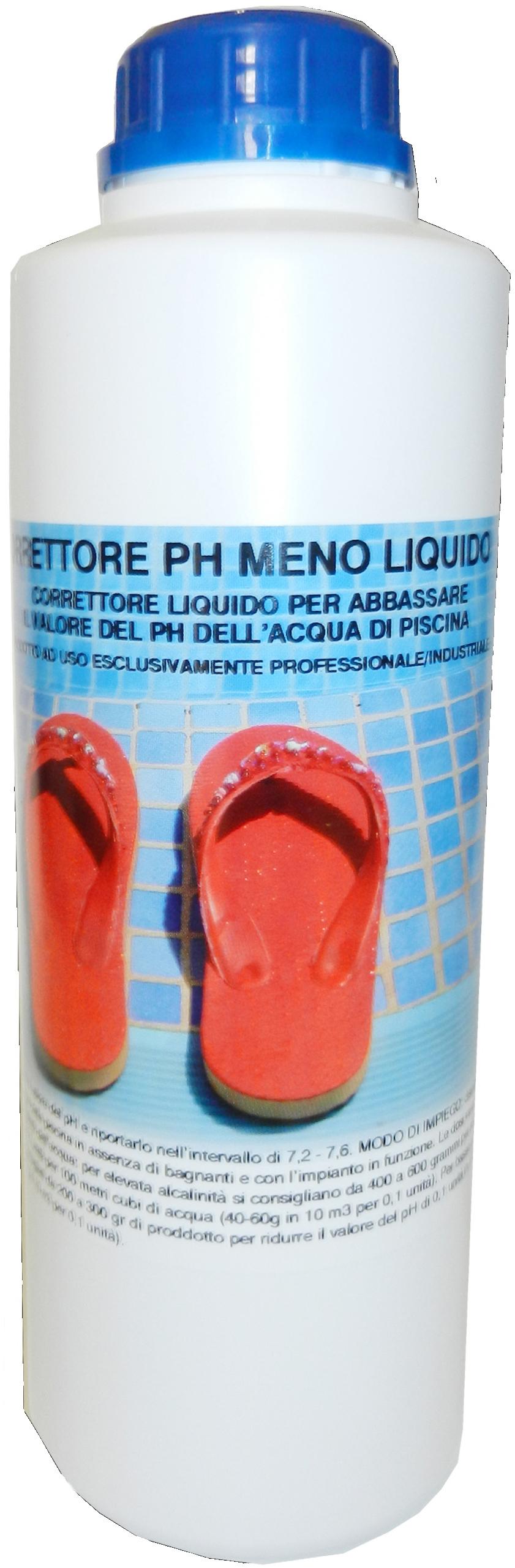 correttore ph liquido