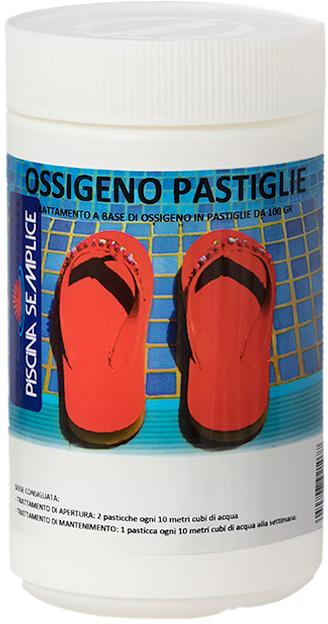 Ossigeno in pastiglie